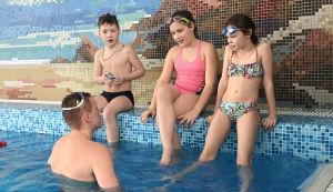 Мастер-класс по технике плавания брассом на спине