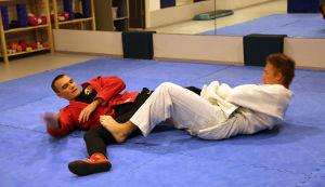 Мастер-класс по рукопашному бою