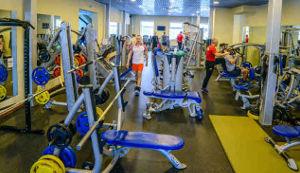 Фитнес-центр открывается!