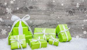 Подарки при заказе навынос